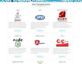 nº 81 pour Build a Website for Software Company par monirhossain224