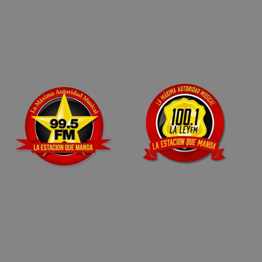 Konkurrenceindlæg #42 for Design Logo for Radio Station