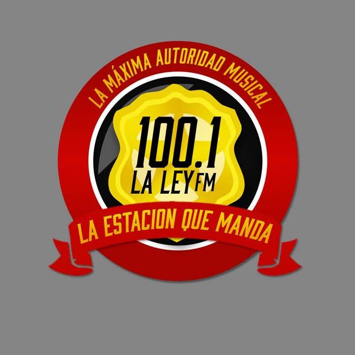 Konkurrenceindlæg #44 for Design Logo for Radio Station