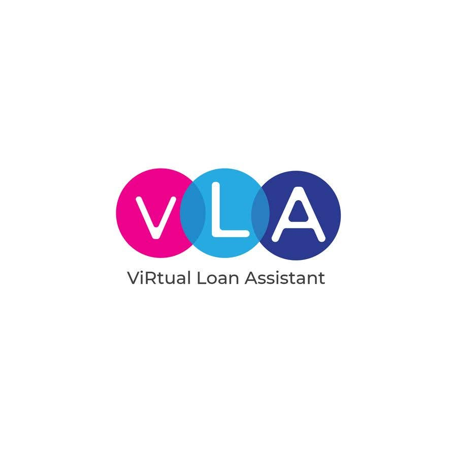 Contest Entry #107 for Logo kit  for ViRtual Loan Assistant - Logo- Business card design