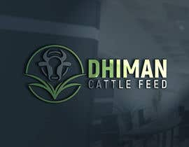 #22 para Design a Logo for Dhiman cattle feed with word Dhiman por shahadatmizi