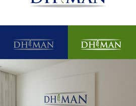 #58 para Design a Logo for Dhiman cattle feed with word Dhiman por Asifrbraj