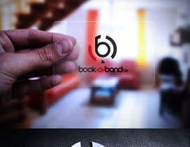 #192 pentru Logo Design for book-a-band.be de către vinayvijayan