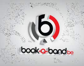 #295 pentru Logo Design for book-a-band.be de către vinayvijayan
