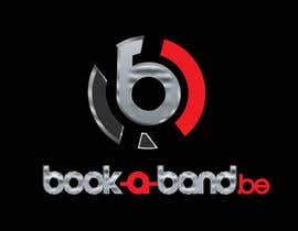 #311 for Logo Design for book-a-band.be af vinayvijayan
