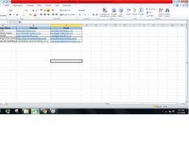 SBITServices tarafından Data Entry from Website to spreadsheet için no 6