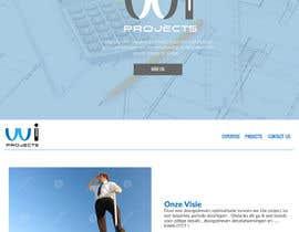 #3 untuk Ontwerp een Website Mockup for rapidweaver 6 oleh rashinp