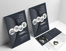 ossiandesign tarafından Capix A4 4 Page Flyer için no 1