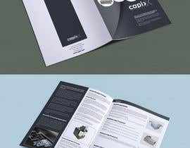 ossiandesign tarafından Capix A4 4 Page Flyer için no 4