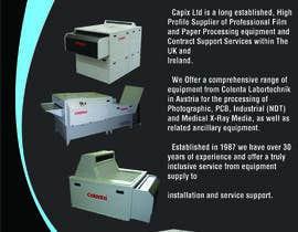 nuwanrasangana tarafından Capix A4 4 Page Flyer için no 2