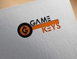 #61 untuk Design a Logo for GameKeys.io (no creative restrictions) oleh stojicicsrdjan