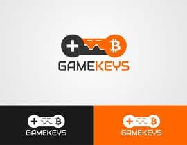 #56 untuk Design a Logo for GameKeys.io (no creative restrictions) oleh FelipeHenr