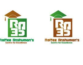 """bladeslayer tarafından Logo Design for """"Roliee Anshuman's - Centre for Excellence"""" için no 24"""