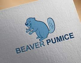 miranhossain01 tarafından Logo Beaver Pumice - Custom beaver logo -- 3 için no 114