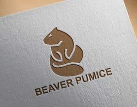 miranhossain01 tarafından Logo Beaver Pumice - Custom beaver logo -- 3 için no 117