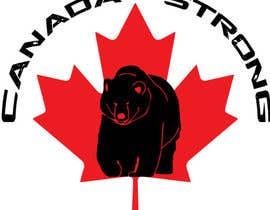 Nro 116 kilpailuun Canadian Logo Design käyttäjältä RulixRu