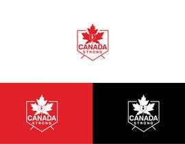 Nro 105 kilpailuun Canadian Logo Design käyttäjältä jhgdyuhk