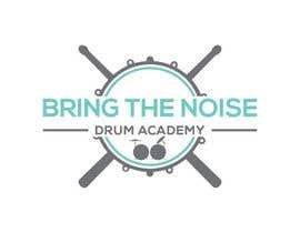 #141 для Logo design for a Drum Academy - **EASY BRIEF** от MSHdesign01