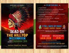#55 for I need concert design for poster and postcard flyer af satishandsurabhi