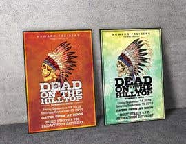 #60 for I need concert design for poster and postcard flyer af zedsheikh83
