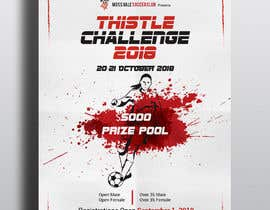 #26 для Digital and Printed Promotional Flyer - Thistle Challenge 2018 от smileless33