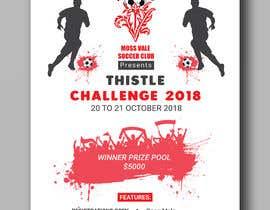#32 untuk Digital and Printed Promotional Flyer - Thistle Challenge 2018 oleh mdtafsirkhan75