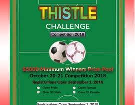 #18 untuk Digital and Printed Promotional Flyer - Thistle Challenge 2018 oleh KhaledMilky