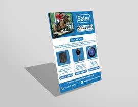 #1 für Design a A5 size marketing flyer (Can be double sided) von TohaAshrak