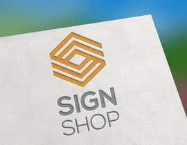 #189 cho logo - SIGN SHOP bởi dobreman14