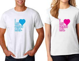#37 for Trendy & Catchy Tshirt Screen Printing Design For Couple by designertarikul