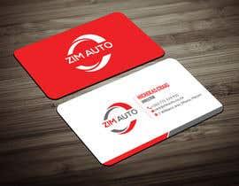 nº 57 pour Zim Auto logo par lipiakter7896