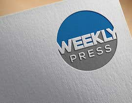 #32 untuk Logo for a News/Media website oleh sultanmahmud7558