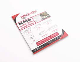 #100 cho Design a flyer top hand to clients bởi AadiNation