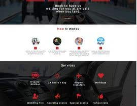 #22 for DESIGN ME A WEBSITE AND FACEBOOK PAGE FOR AIRPORT TRANSFER MINIBUS by webdesign4u2004