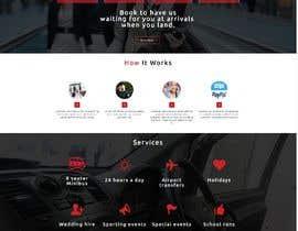 #22 for DESIGN ME A WEBSITE AND FACEBOOK PAGE FOR AIRPORT TRANSFER MINIBUS af webdesign4u2004