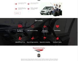 #36 для DESIGN ME A WEBSITE AND FACEBOOK PAGE FOR AIRPORT TRANSFER MINIBUS от webdesign4u2004