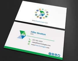 #29 for FIE Business Cards by ibanur91