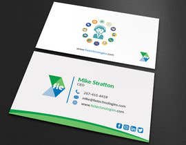 #30 for FIE Business Cards by ibanur91