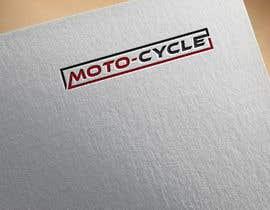 nº 66 pour Logo Design For Moto Cycle par razua044