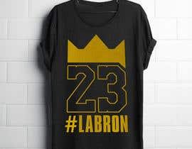 nº 30 pour Lakers Fan Shirt par AvishekM
