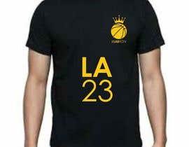 nº 40 pour Lakers Fan Shirt par Oamac