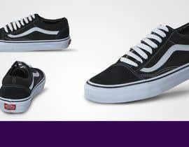 #27 untuk Design an clean, inspiring Facebook shoe ad Background image oleh Jason99s