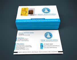 #46 para Design a Business Card for a Successful Author + Entrepreneur de Crea8ivitystudio