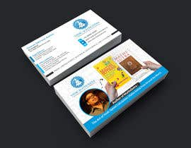 #100 para Design a Business Card for a Successful Author + Entrepreneur de Crea8ivitystudio