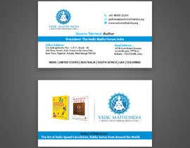 #81 para Design a Business Card for a Successful Author + Entrepreneur de bachchubecks