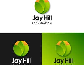 #3 for Jay Hill Landscaping Logo af DacunhaFernando