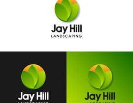 DacunhaFernando tarafından Jay Hill Landscaping Logo için no 3