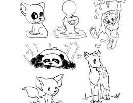 #8 for Illustrate and Vectorize a Cute Animal Set by ToaMota