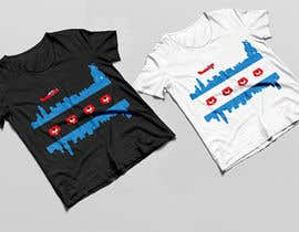 #25 for Chicago flag/Beaver Island shirt by Olliulla
