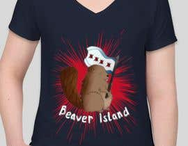 #18 for Chicago flag/Beaver Island shirt by Ashuriheart